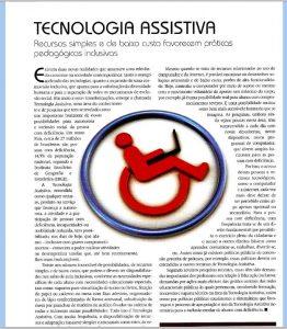 Imagem do texto com um símbolo de pessoa em cadeira de rodas segurando um notebook