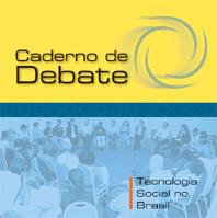 Capa: Caderno de Debate Tecnologia Social no Brasil