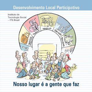Capa:Desenvolvimento Local Participativo: Nosso Lugar é a Gente que Faz