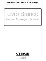 Capa: Livro Branco - Ciência, Tecnologia e Inovação