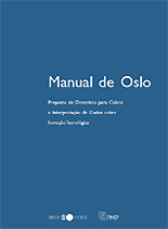 Capa: Manual de Oslo