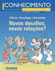Capa: Revista Conhecimento -Ponte para a Vida - ano4 - n9