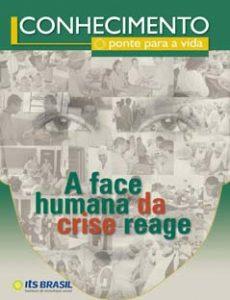 Capa: Revista Conhecimento -Ponte para a Vida - ano3 - n8