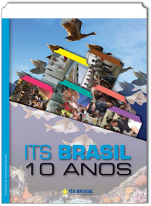 Capa: Revista ITS Brasil 10 anos