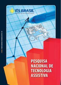 Capa: Pesquisa Nacional de Tecnologia Assistiva