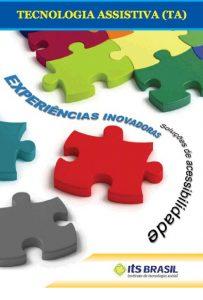 Capa: Tecnologia Assistiva (TA): Experiências inovadoras - soluções de acessibilidade